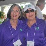 Rachel Schild and Sally Korkin