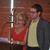 Lisa Fox and Rick Fox