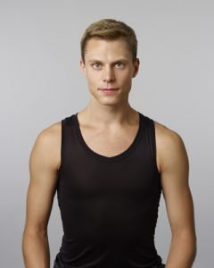 Choreographer James Cunningham