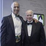 Cincinnati Zoo Director Thane Maynard with Otto M. Budig Jr.