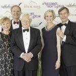 Debbie Mason, Jim Mason (in back), Jim Bridgeland, Linda Budelsky and Neil Budelsky