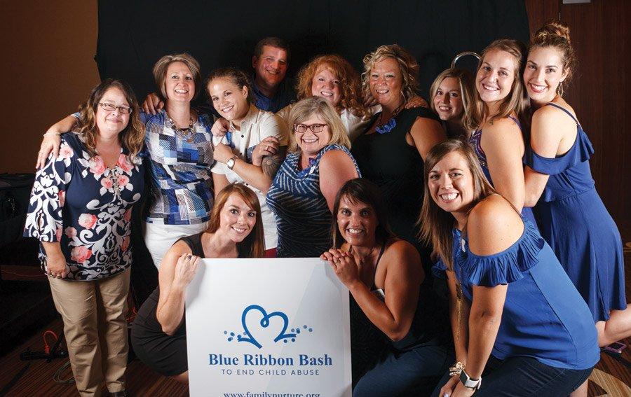 Family Nurturing Center staff members