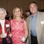 Betty Moscove, Debra Steinbuch and Craig Coleman