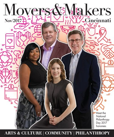 Movers & Makers November cover