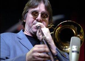 Trombonist Conrad Herwig