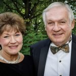 Brenda and Len Weakley