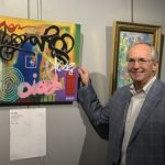 David Hausrauth, owner, Cincinnati Art Galleries