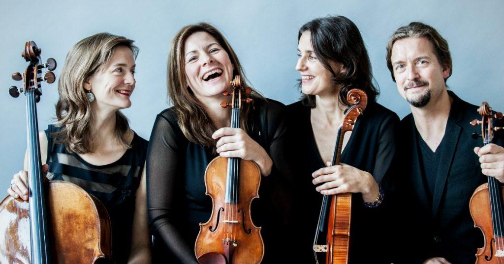 The Tetzlaff Quartet