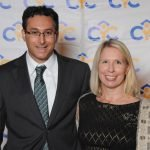 CYC donors Dr. Charles Cavallo and Dr. Meg Grulee