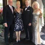 Charles J. Davis, Judy Bajus-Davis, William Kerschner and Dr. Magdalena Kerschner