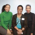 Tracy Bennett, Kelly Wilson and Regina Riggins