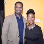 Sean Rugless and Dr. Ashley Jordan