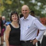 Gala co-chairs Barbara and Tim Stefl