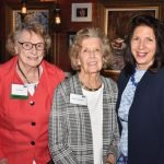 Sudie Geier, Marjorie Applegate and Rosemary Schlachter
