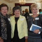 Audrey Stehle, Carolyn Lamping and Cindy Adams
