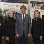 Harry and Linda Fath, Dr. Paul Keck Jr., and Frances and Craig Lindner