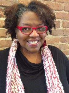 Writer Crystal Wilkinson