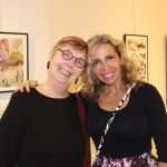 Cynthia Sturdevant and Litsa Spanos