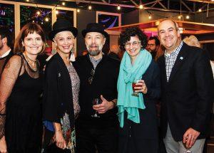 Karen Saunders, Cala Lamb, Randy Smith, Adrienne Cowden and Eric Avner