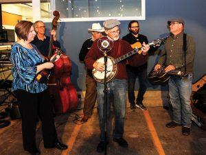 The Comet Bluegrass All-Stars