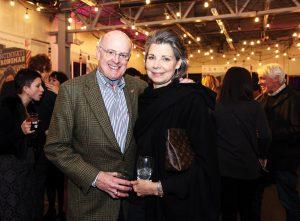 John Williams and Francie Williams