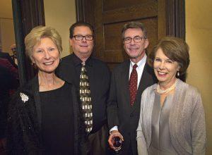 Elizabeth Dodd, Scott Lang, Jim Dodd and Nancy Lippincott