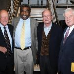 CATS founders Lee Carter, Bill Strickland, Pierre Wevers and Bob Castellini.