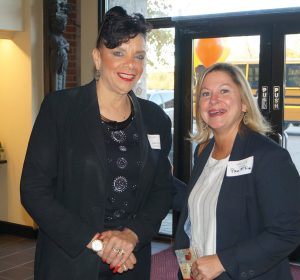 CATS CEO Clara Martin and guest Pam McKie