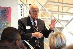 Lee Carter, a founder