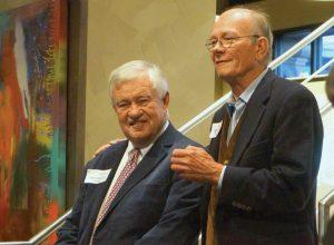 Board members Bob Castellini and Pierre Wevers