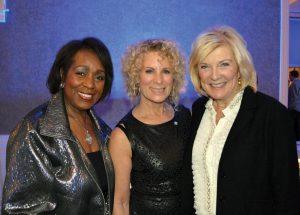 Marcia Anderson, Carol Goodman and Karen Segal