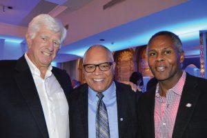 Ken Segal, Jim Anderson and John Simmons
