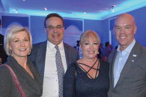 Brenda and Herman Hoernschmeyer with Cheryl Menke and Greg Hoernschmeyer