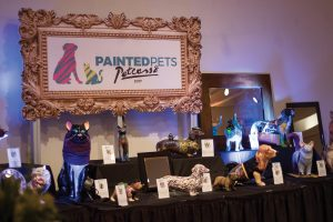 The Painted Pets Auction