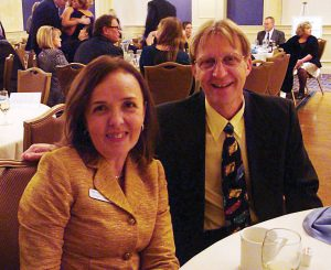 CLH board member Michelle Turner and husband Dan