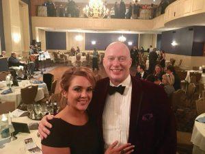 Michelle Riegler Krumpelman and Ron Padgett