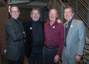 Jim Conway, Kent Shaw, Jeff Thomas and Mark Haggard