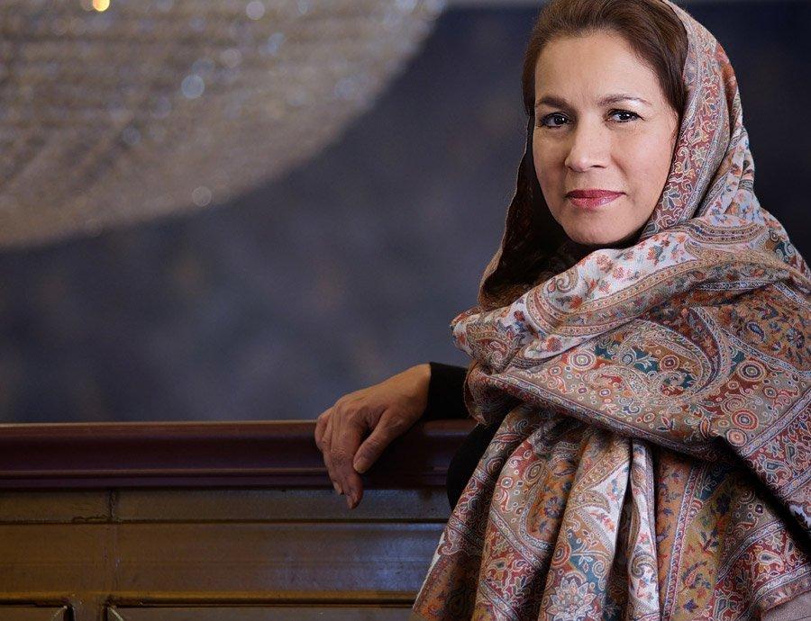Shakila Ahmad (photo by Tina Gutierrez)