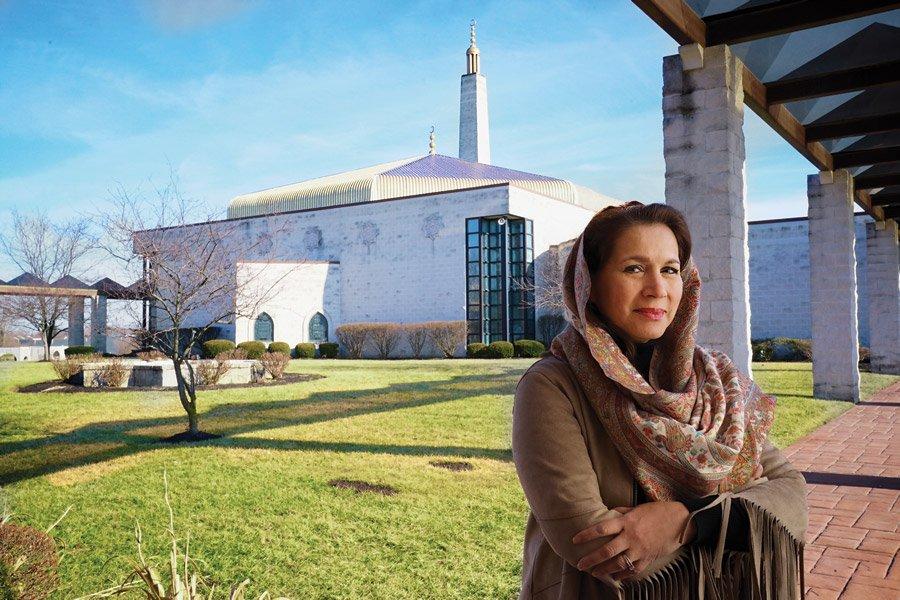 Shakila Ahmad by Tina Gutierrez