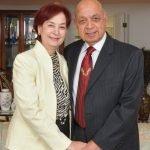 Ishrat Malik and Dr. Inayat Malik