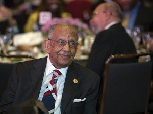 Honoree Chester Pryor