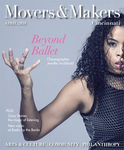 April cover image
