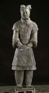 Armored General of Terracotta Army