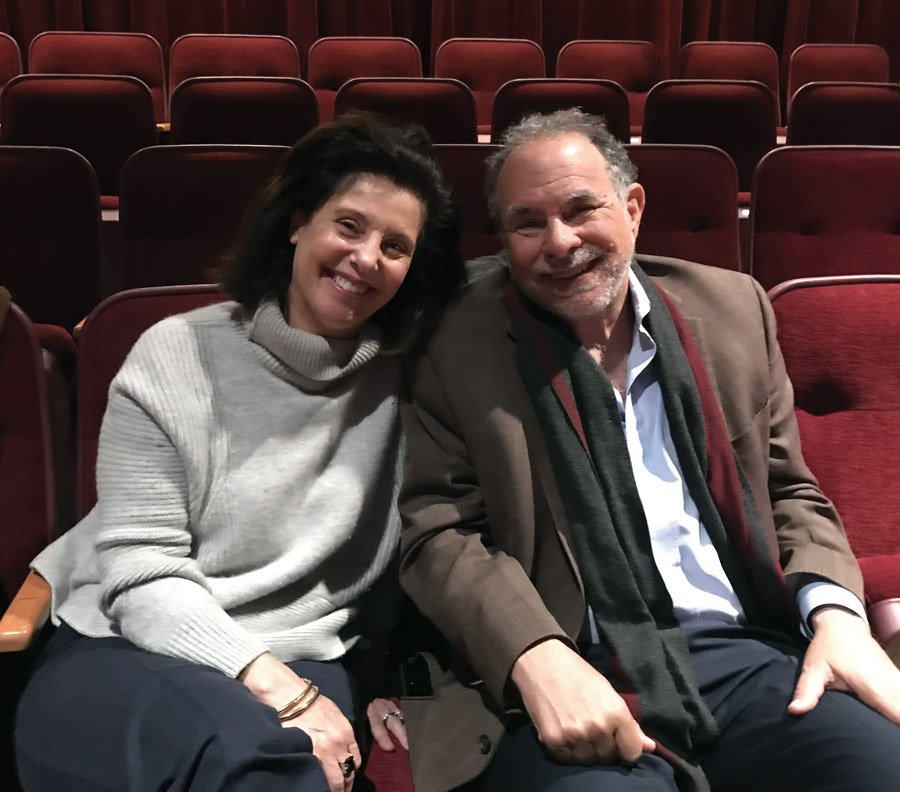 Jeff and Susan Harris announced a $1 million challenge grant to help expand the reach of the Over-the-Rhine International Film Festival.