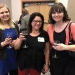 Emily Fricke, Lisa Desmaris and Elizabeth Fricke