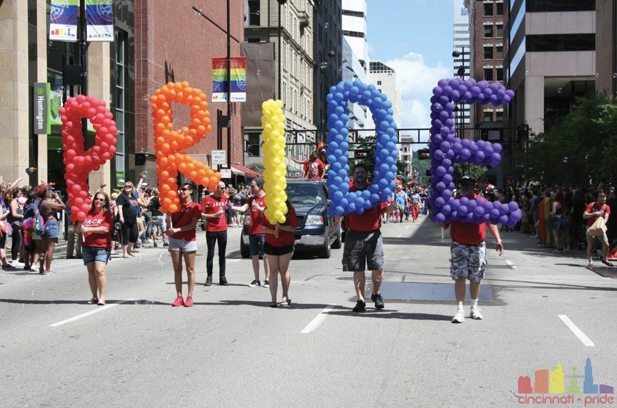 Cincinnati Pride Parade and Festival