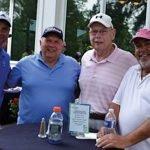 Mark Nowlin, Jim Meyers, Tim Renard and Geoff Armstrong