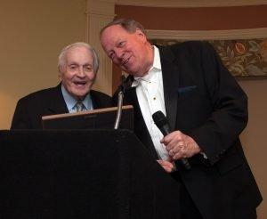 Oakley Farris and Rick Hulefeld