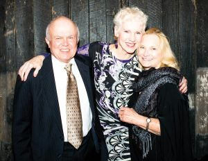 Gary West, Victoria Morgan and DeeDee West