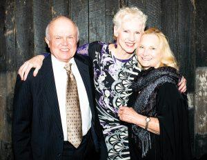 Gary West, Victoria Morgan and DeeDee West